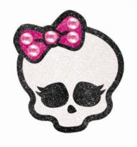 Monster High Skullette Tattoo