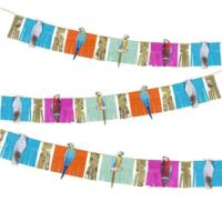 Tropical Fiesta Bird Garland