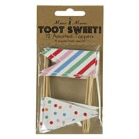 Toot Sweet Assorted Toppers
