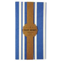 Toot Sweet Blue Tablecloth