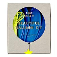 Toot Sweet Balloon Kit Blue