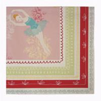 Little Dancers Small Napkins