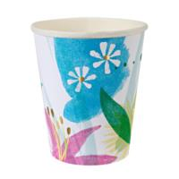 TS Painted Flowers Cup