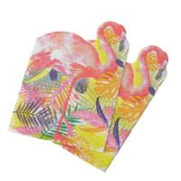 Flamingo Shaped Paper Napkins