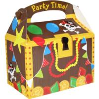 Treasure Chest Party Box