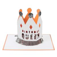 Crowned Birthday Queen