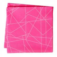 Neon Birthday Geometric Napkins