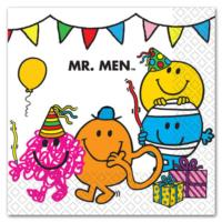 Mr. Men Napkins
