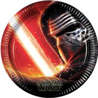 The Force Awakens Plates 23cm