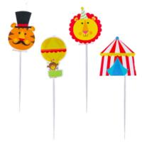 Circus Mini Figure Candles