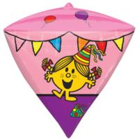 Diamondz Mr Men Birthday Balloon - 24