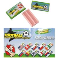 Football Tattoo Gum