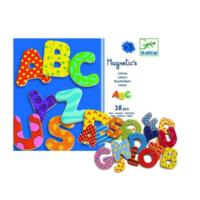Djeco Wooden Magnetic Letters
