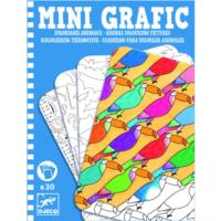 Mini Grafic- Animal Colouring Pictures