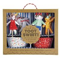 Toot Sweet Children Cupcake Kit