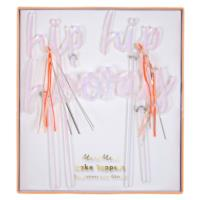 Hip Hip Hooray Cake Toppers