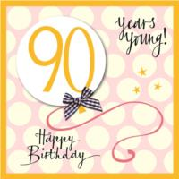 90th Birthday Female