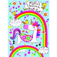 Magical Unicorn Writing Set Wallet