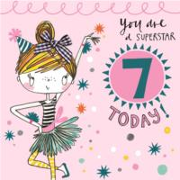 You Are a Superstar 7 Today!