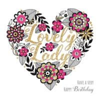 Lovely Lady Birthday