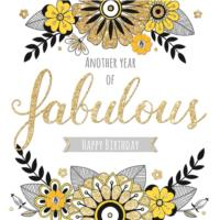 Fabulous Birthday