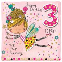 3rd Fairy Birthday