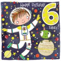 6th Astronaut Birthday