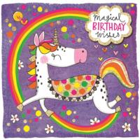 Unicorn Birthday Wishes