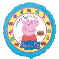 Peppa Birthday Balloon