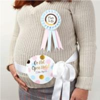Mum-To-Be Ribbon & Rosette Kit