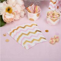 Sweetie Bag Pink Chevron