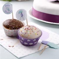 Showered With Love - Cupcake Picks
