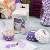Showered With Love - Cupcake Cases
