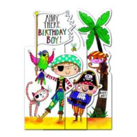 Whippersnappers - Birthday Boy Pirates