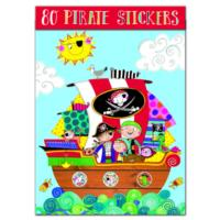 Sticker Match Notes - Pirate