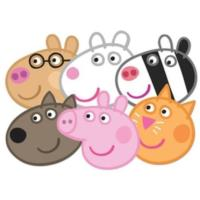 Peppa & George Mask Pack