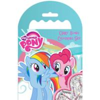 My Little Pony Carry Along Colouring Set