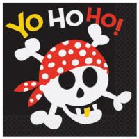Pirate Fun Napkins