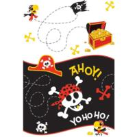 Pirate Fun Table Cover