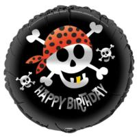 Pirate Fun Foil Balloon