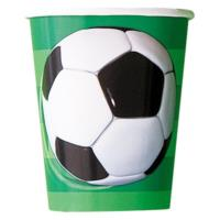 3D Soccer Party Cups