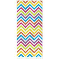 Rainbow Chevron Party Bags