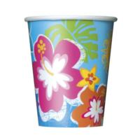Hula Beach Party Cups