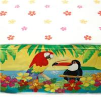 Tropical Island Luau Party Table Cover