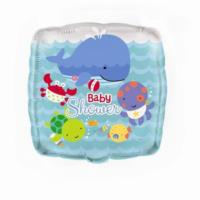 Under the Sea Pals Foil Balloon