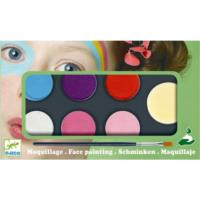 Sweet Face Paints - 6 Colours Palette