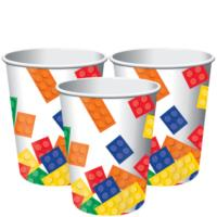 Lego Blocks Party Cups