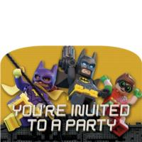 LEGO Batman Invites