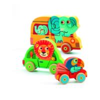 Pachy & Co Wooden Puzzle