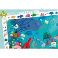 Aquatic Observation Puzzle - 54pcs